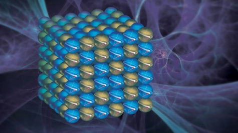 A New Twist on Controlling Magnetic Properties