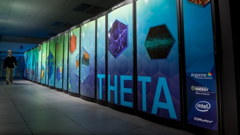 Theta COVID-19 research