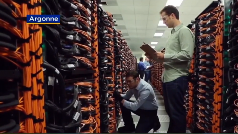 CBS: Argonne Uses Supercomputers To Take On Coronavirus