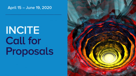 2021 INCITE Call for Proposals