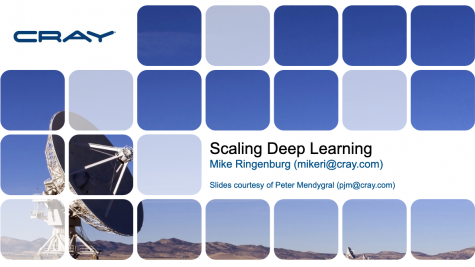Scaling Deep Learning Frameworks