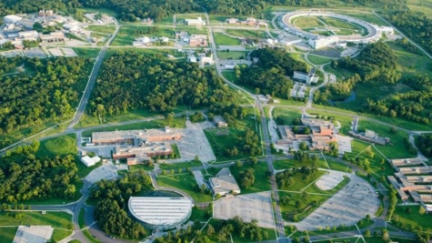 Argonne aerial photo