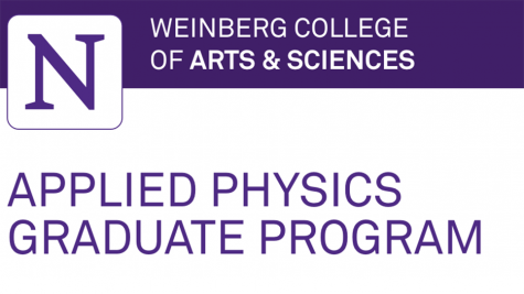 Northwestern Applied Physics Graduate Program