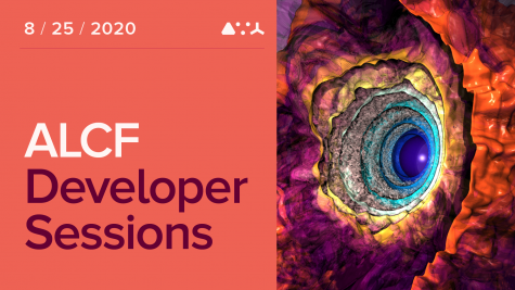 ALCF Developer Sessions: Data Analysis and Visualization at the ALCF
