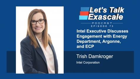 ECP Podcast: Trish Damkroger