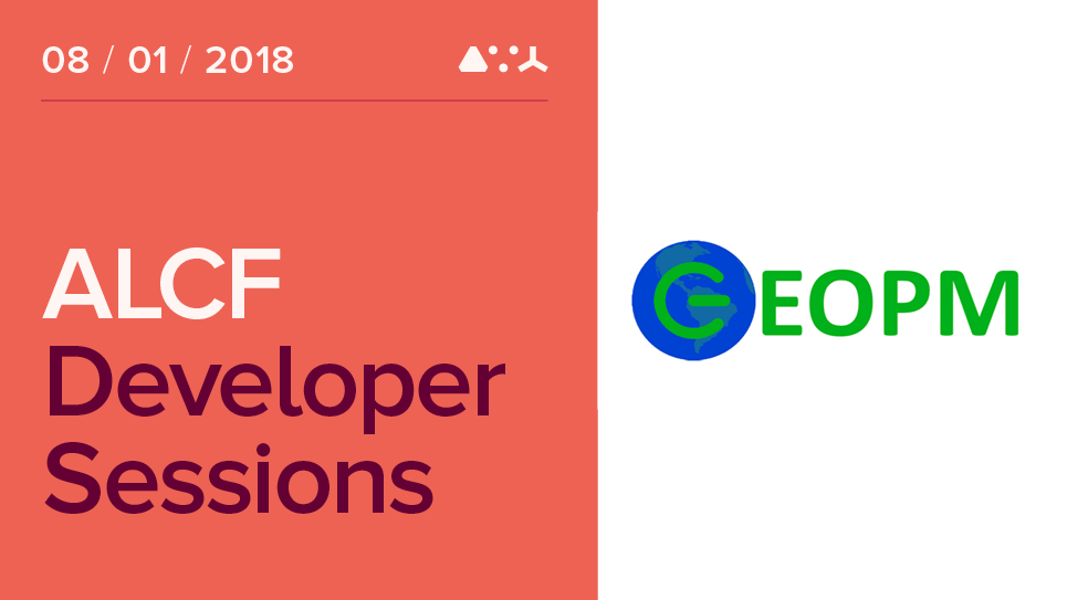 ALCF Dev Session