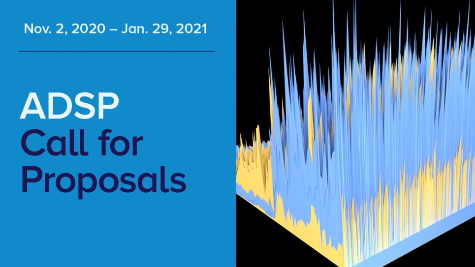 ADSP Call for Proposals