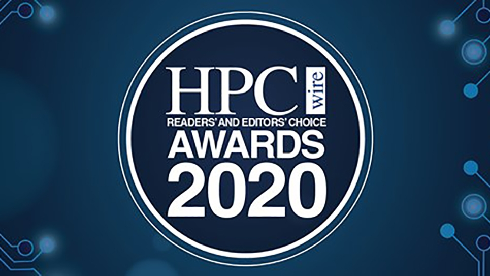 2020 HPCwire Awards