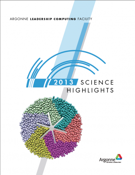 2013 Science Brochure Cover